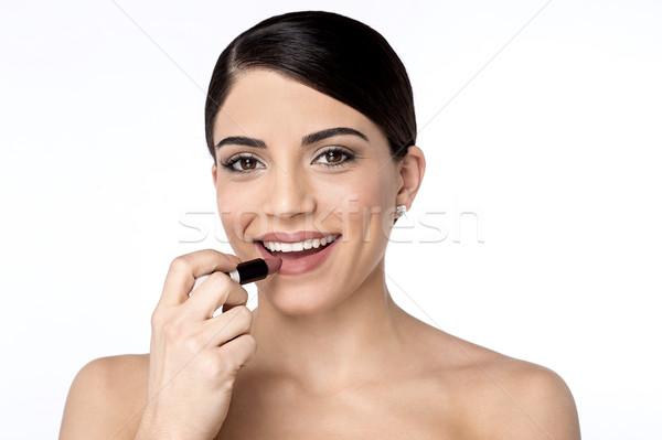 This shade seems perfect !  Stock photo © stockyimages
