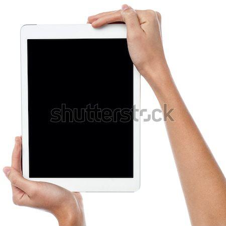 изображение вновь рук фон веб Сток-фото © stockyimages