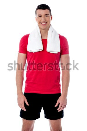 You like me in casuals ? Stock photo © stockyimages