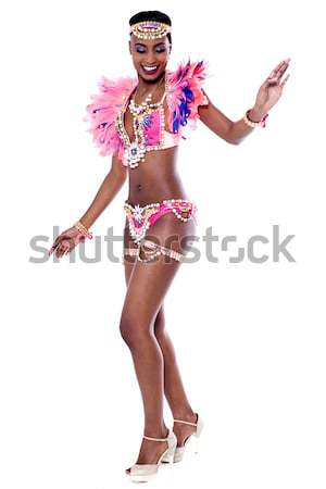 It's carnival time, lets dance. Stock photo © stockyimages