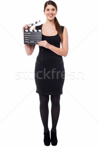 Get ready for the next shot! Stock photo © stockyimages