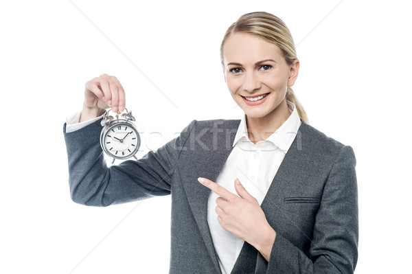 This is time for work.  Stock photo © stockyimages