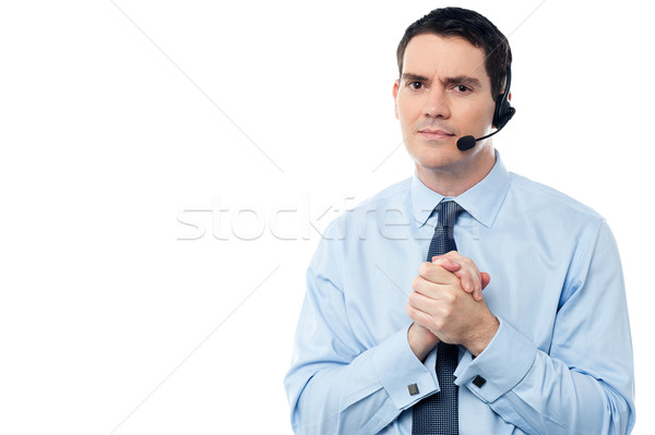 How can i assist you? Stock photo © stockyimages