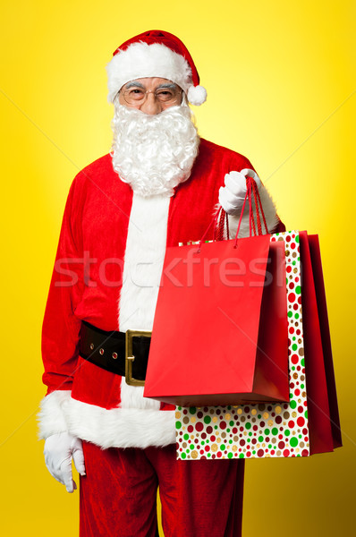 Xmas and new year sale has started! Stock photo © stockyimages