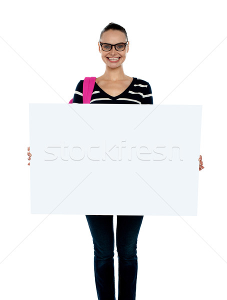 Place your college ad here! Stock photo © stockyimages