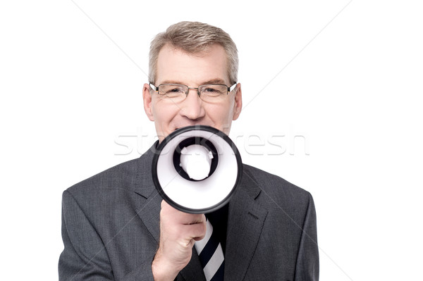 Good news for you all ! Stock photo © stockyimages