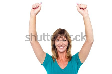 Its time to rejoice Stock photo © stockyimages