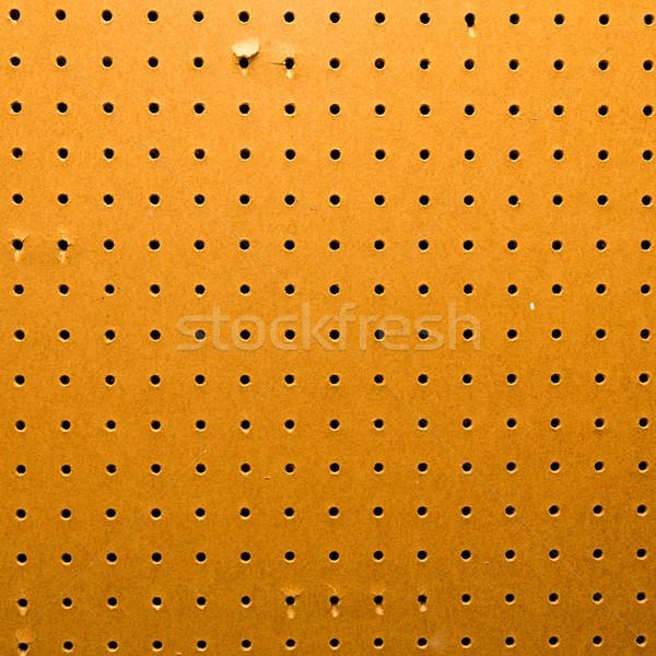 Boord textuur vierkante scherm Stockfoto © stockyimages