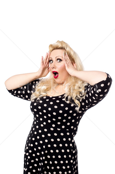 That is so shocking!  Stock photo © stockyimages