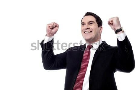 Yes, i did it.  Stock photo © stockyimages