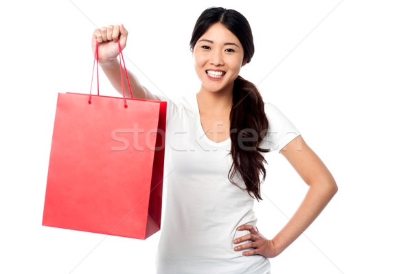 Let's go shopping. The sale is on! Stock photo © stockyimages