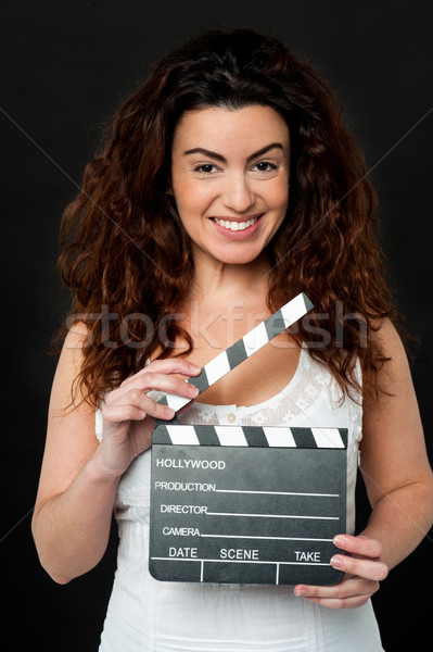 Get ready for the next shot, it's showtime Stock photo © stockyimages