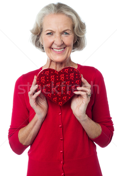 My valentine gift to my darling. Stock photo © stockyimages