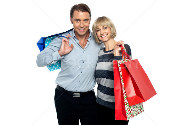Annual sale is on, shop more ! Stock photo © stockyimages
