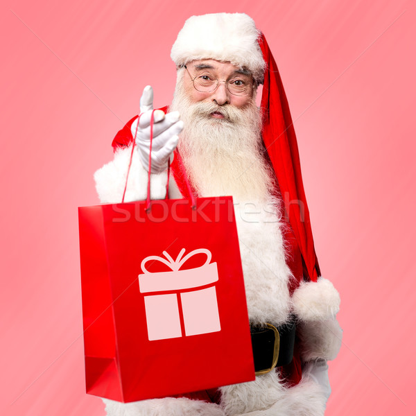 Here is your Christmas gift !  Stock photo © stockyimages