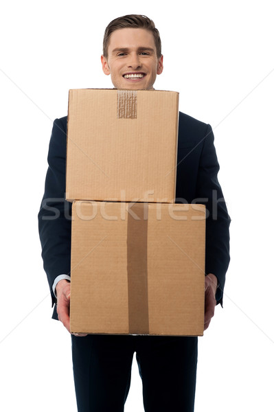 Thank you for timely delivery.  Stock photo © stockyimages
