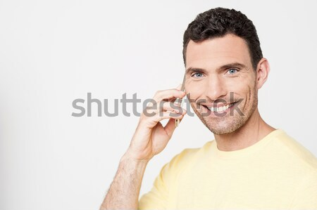 Hi dear, How are you? Stock photo © stockyimages