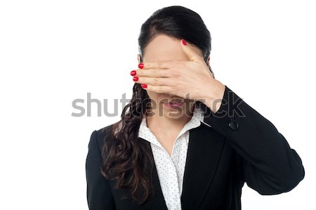 I don't wanna see this ! Stock photo © stockyimages