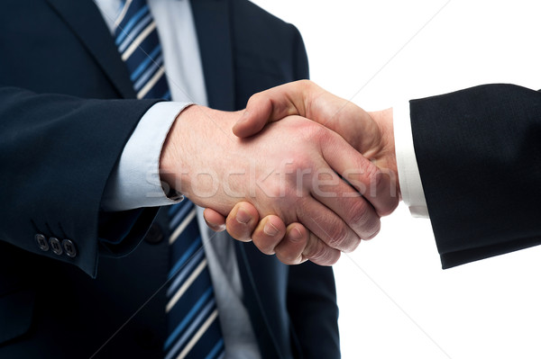 You done a fascistic job my friend. Stock photo © stockyimages