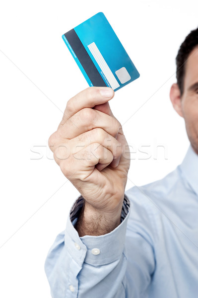 It's our new gold card to launch. Stock photo © stockyimages