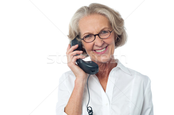 Hello, I am so glad to hear from you. Stock photo © stockyimages