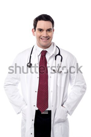 Patient is now normal.  Stock photo © stockyimages