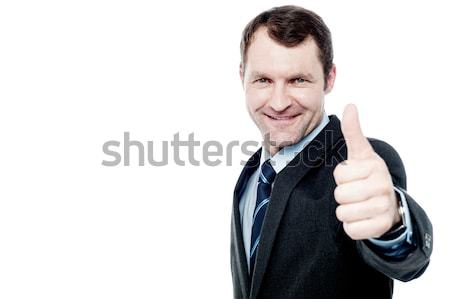 All the best for your business! Stock photo © stockyimages
