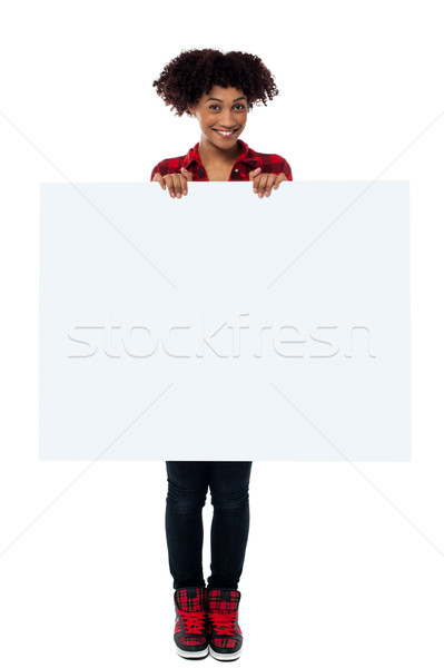 Use this ad space to promote your product Stock photo © stockyimages