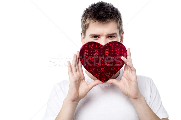 My valentine gift to my dear! Stock photo © stockyimages