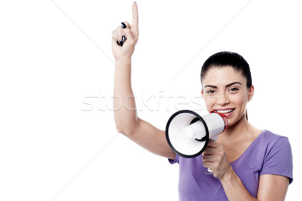 I have a good news for you all !  Stock photo © stockyimages