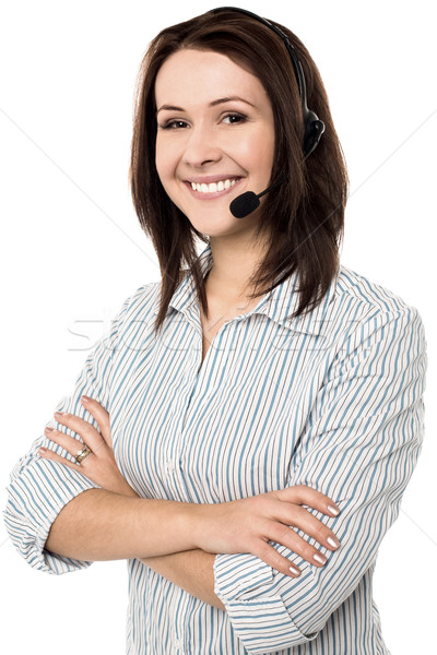 How can I assist you today? Stock photo © stockyimages