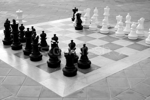 Checkmate! Game over Stock photo © stockyimages