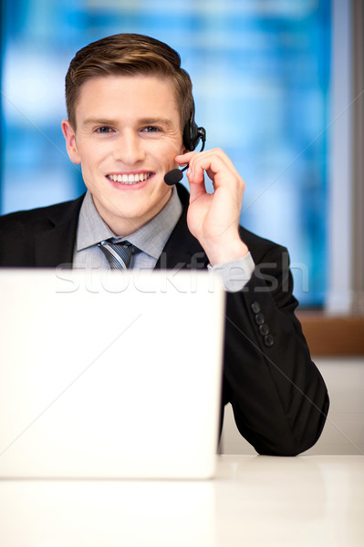 I am happy to help you! Stock photo © stockyimages