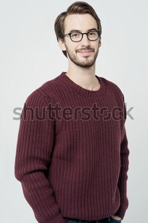 Am I looking good ? Stock photo © stockyimages