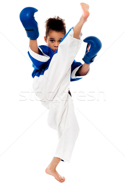 Get my punch ! Stock photo © stockyimages