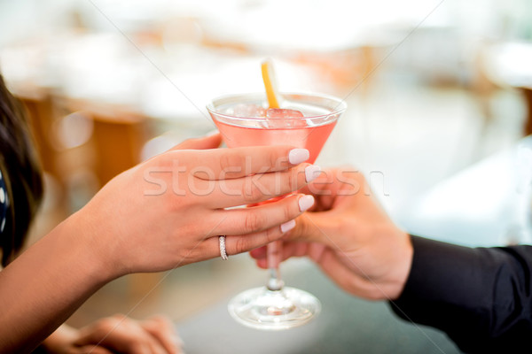 Quench your thirst ! Stock photo © stockyimages