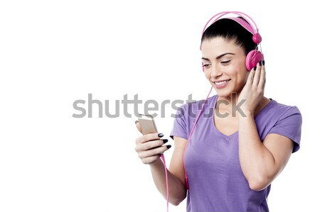 It's is my favorite song ! Stock photo © stockyimages