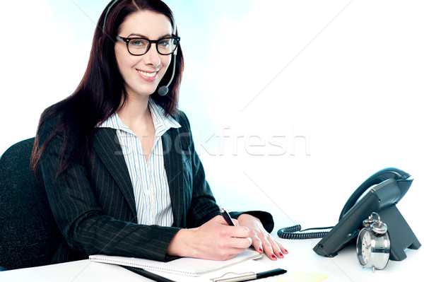 How can I help you today? Stock photo © stockyimages