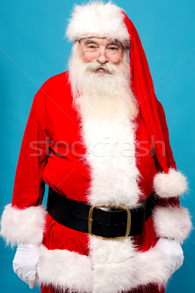 Your santa is here ! Stock photo © stockyimages