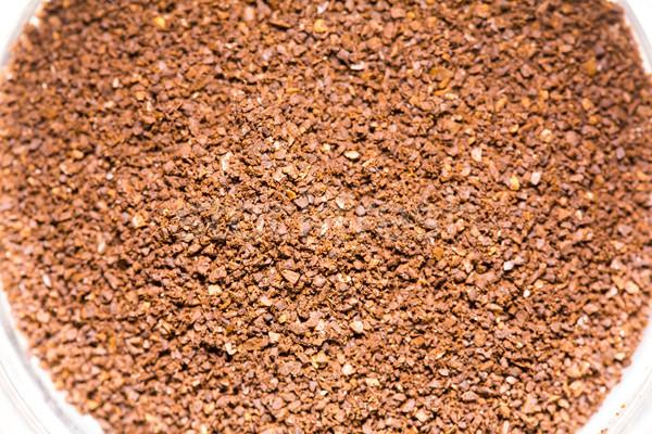 Foto stock: Vermelho · pedras · recipiente · secar · sujo