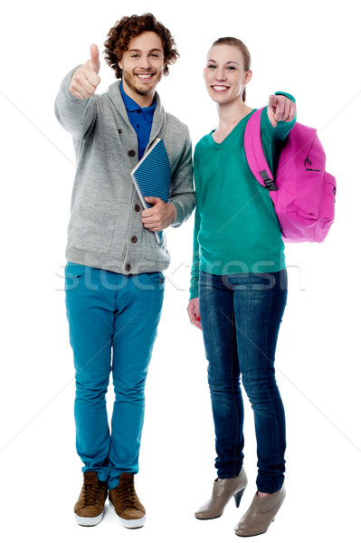 All the best for examinations! Stock photo © stockyimages