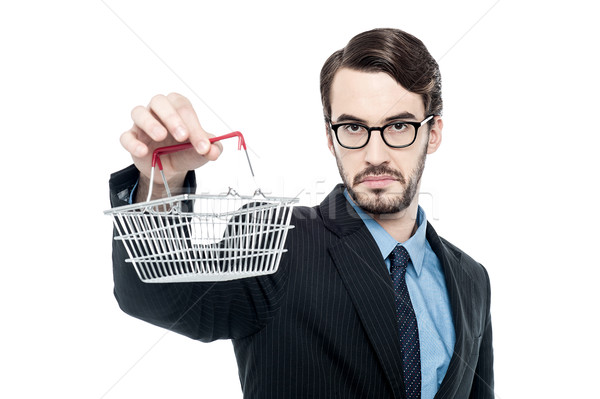 My worst online shopping experience.  Stock photo © stockyimages