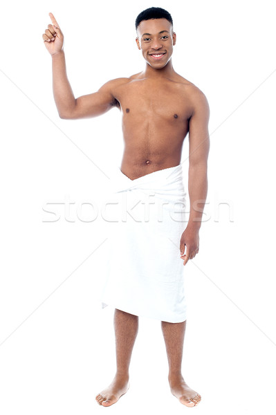 This is a new spa here. Stock photo © stockyimages