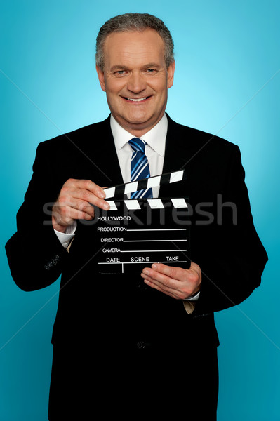 Its showtime Stock photo © stockyimages