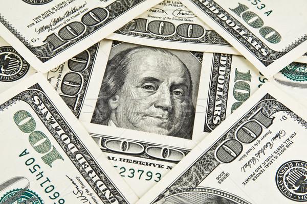 Dolar para grup finanse nakit Stok fotoğraf © stokato