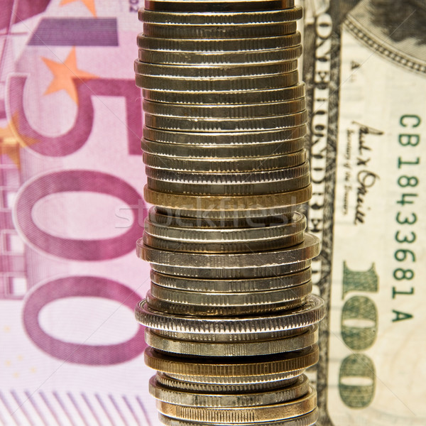 Group money Stock photo © stokato