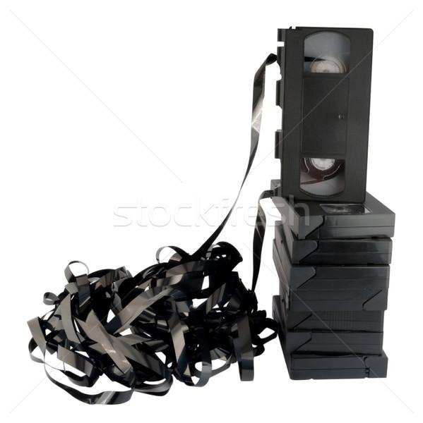 VCR tape Stock photo © stokato
