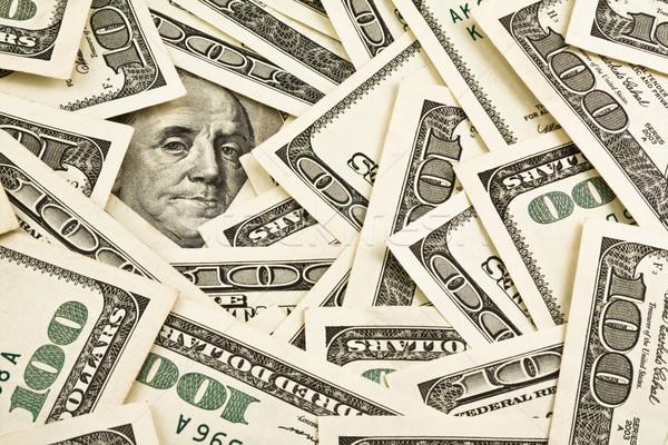 Background of Dollars. Stock photo © stokato