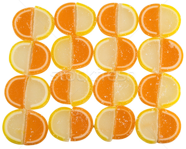Background of Fruit Candy Stock photo © stokato