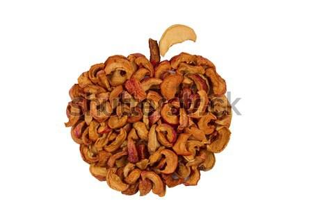 Organic Dried Apples Stock photo © stokato